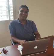 Hemanth Velury: VirtualSpaces CEO